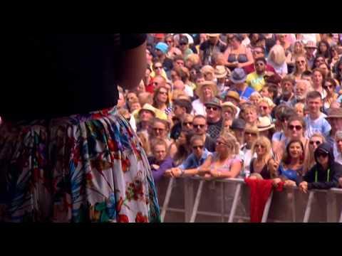 Caro Emerald - Glastonbury Festival 29.06