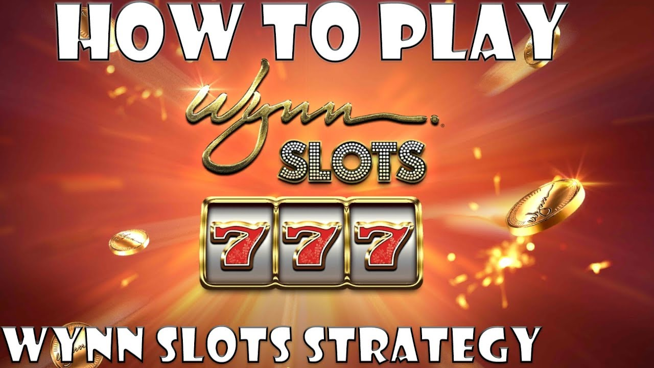 How To Play Wynn Slots