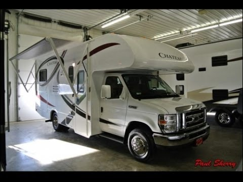 2010 Thor Chateau 25C Class C Motorhome RV for sale at RCD ...