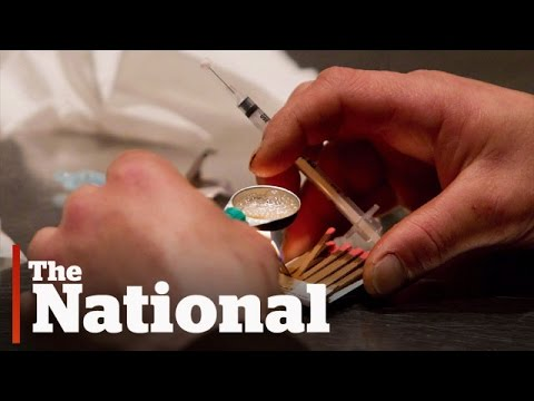On the front lines of Canada's opioid crisis