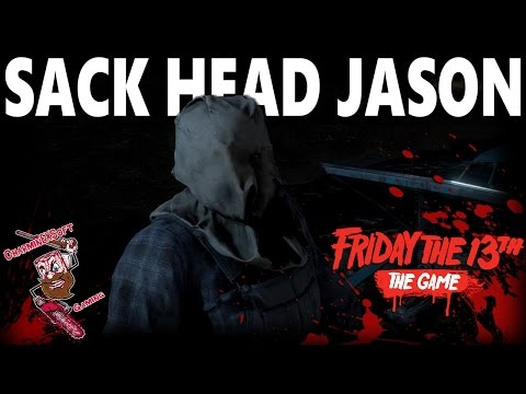 """Friday the 13th: The Game """"BETA"""" 