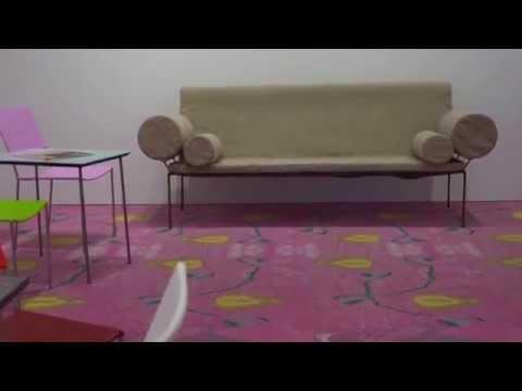 FRANZ WEST: Möbelskulpturen/Furniture Works For Gagosian 976 Madison  Avenue, NYC   YouTube