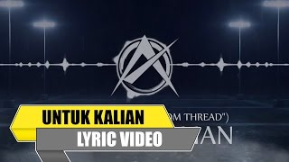 Gambar cover Aoi - Untuk Kalian (Feat. Aden 'Lore From Thread') [Official Lyric Video]