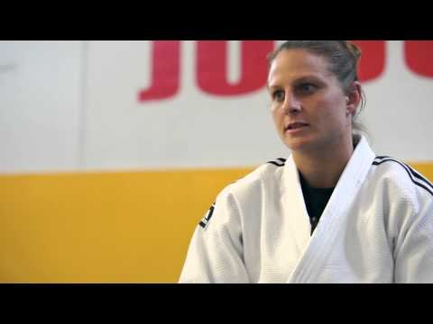 Alice Schlesinger ahead of the World Judo Championships