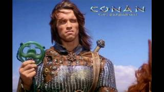 Basil Poledouris - Conan the Barbarian - Soundtrack Music Suite