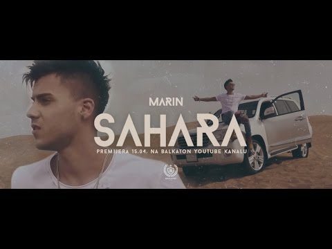 Marin - Sahara (OFFICIAL MUSIC VIDEO)
