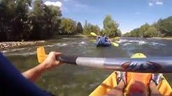 Descente en Kayak depuis Saverdum jusqu'à Cintegabelle