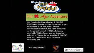 Little Einsteins: Our Huge Adventure PS2 Opening Logos (Fan-Made)