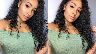 Curly Hair Routine 2017 ft. WOWAFRICAN