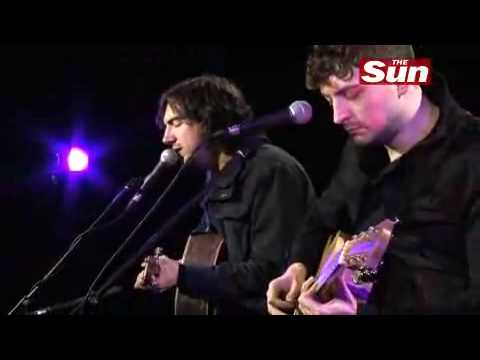 Snow Patrol - Just Say Yes (unique acoustic version)