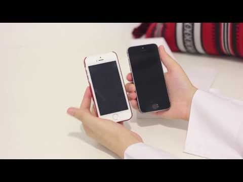 Unboxing the Space Grey iPhone 5S   Vodafone Qatar