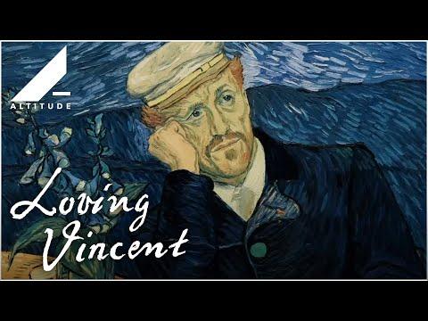 LOVING VINCENT - UK TEASER TRAILER  [HD] - LIVE BROADCAST Q&A 9TH OCTOBER - IN CINEMAS 13TH OCTOBER