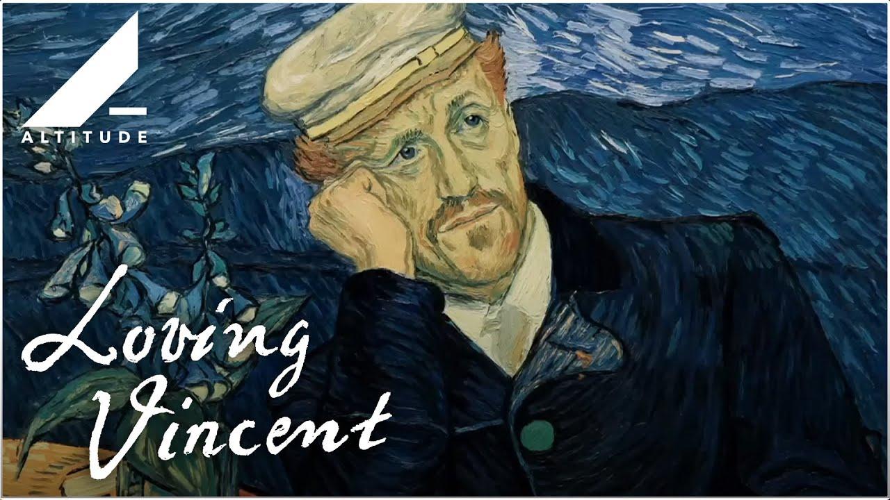 Loving Vincent Uk Teaser Trailer Hd On Blu Ray Dvd 12 February Youtube