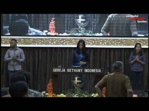 Ibadah Raya I Gereja Bethany Malang, 10 Juni 2017 - Pdt. E. George Anton