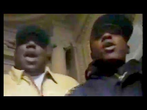 Biggie Smalls & Lil Cease Brag About Money/ Rare Clip