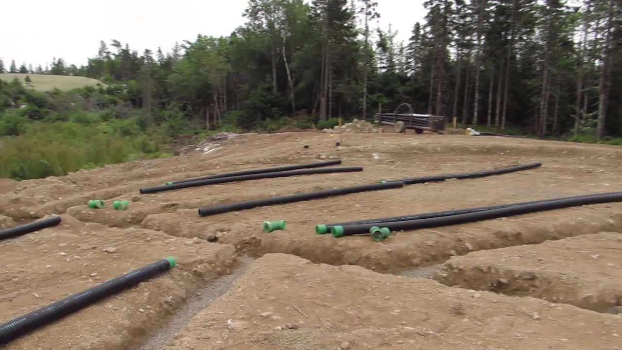 How To Build A Drainage System