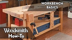 Watch This Before Building Your Workbench