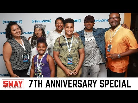 Sway In The Morning 7 Year Anniversary Talk To The Citizens Part 3