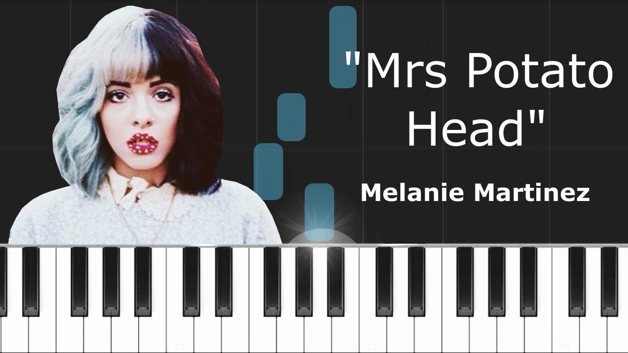 Melanie martinez mrs potato head piano tutorial chords melanie martinez mrs potato head piano tutorial chords how to play cover chords chordify hexwebz Images