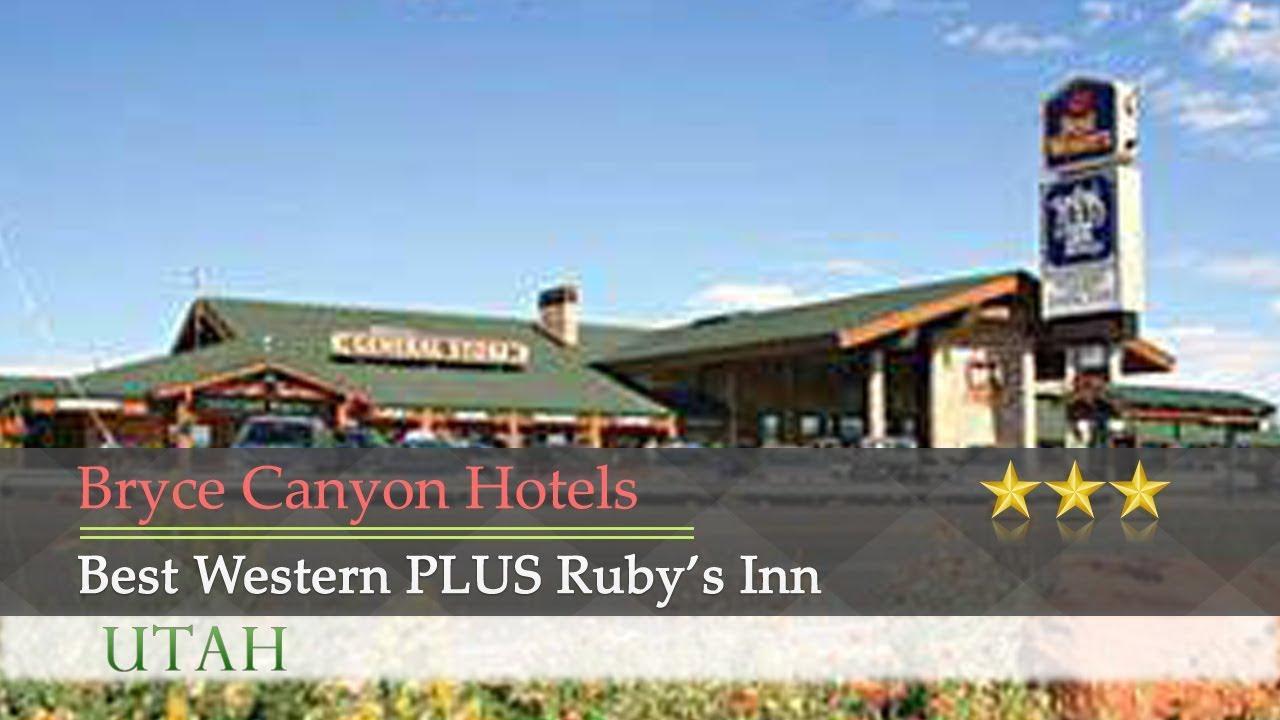 Best Western Plus Ruby S Inn Bryce Canyon Hotels Utah