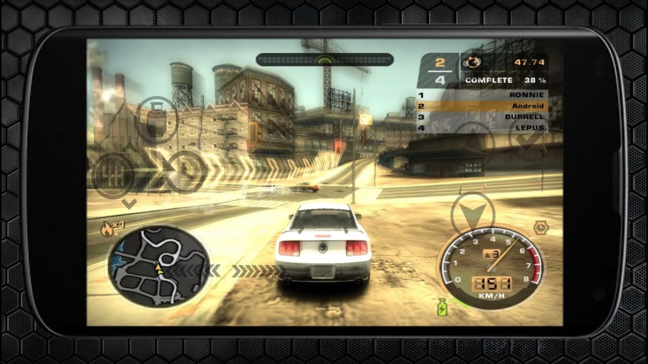 Need for Speed™ Most Wanted 1.3.112 APK - android-apk.org