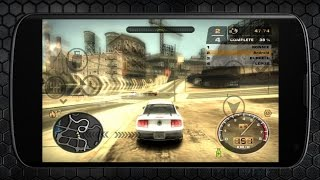 Need For Speed Most Wanted Android Gameplay