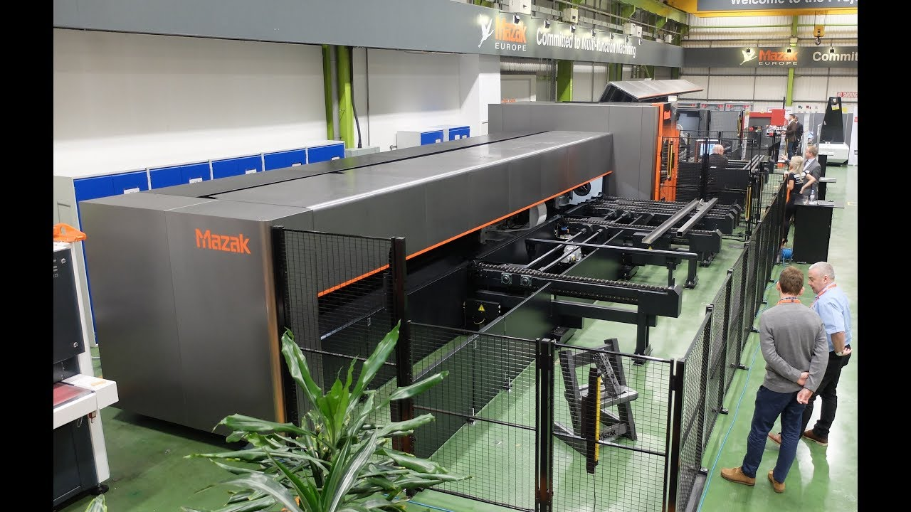 A direct approach to laser production – PES MEDIA