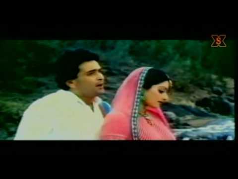 Aaj Kal Yaad Kuch Aur Rehata Nahin (HD) feat. Rishi Kapoor & Sridevi (((Mohd. Aziz))) Romentic Song