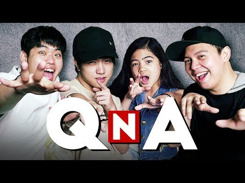 Q&A INDONESIA V PHILIPPINES W/ Ranz And Niana