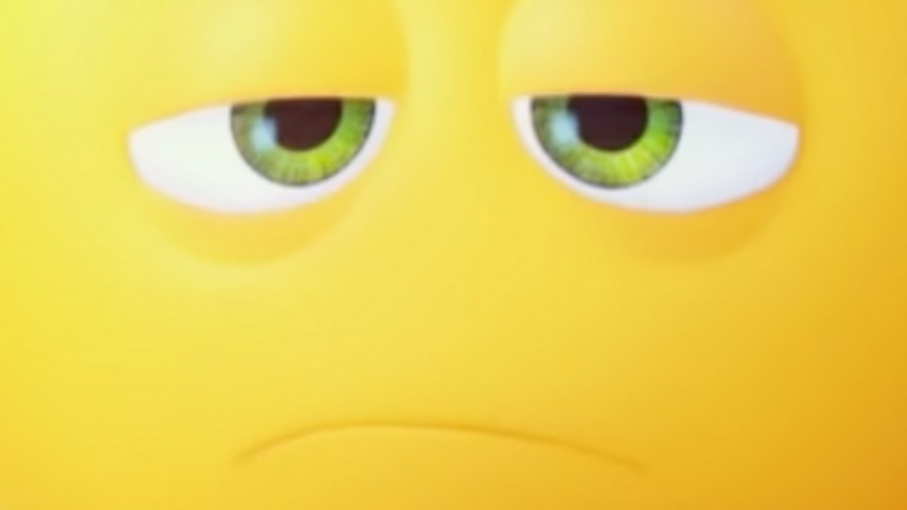 The Emoji movie trailer but it's actually PRETTY GOOD