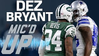 Dez Bryant's Best Mic'd Up Moments with the Cowboys | Sound FX | NFL Films thumbnail