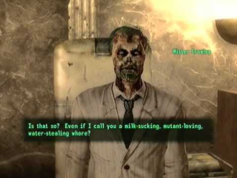 Let's Play Fallout 3| Part 115: (You Gotta Shoot 'Em In ...
