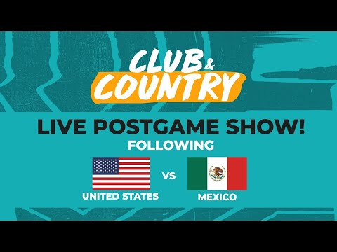 USMNT vs. Mexico - Highlights, Analysis, What We Learned | Club & Country
