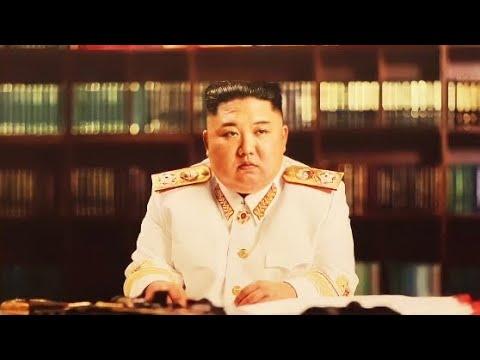 [New Version] Paean to General Kim Jong Un 김정은장군찬가 (Instrumental)