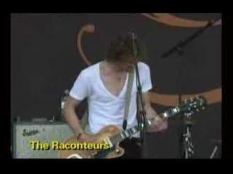 The Raconteurs - crazy ( Gnarls Barkley cover )