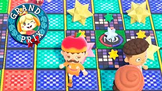 JUEGO de MESA en ANIMAL CROSSING [GRAND PRIX Semana 4]