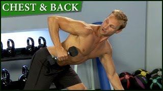 Train Smart Chest & Back Workout: Steve Jordan- I