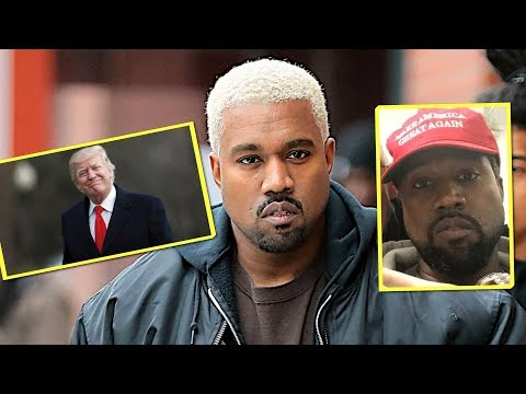 Why Kanye Loves Trump