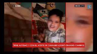 CBD Testimonio  - Autismo