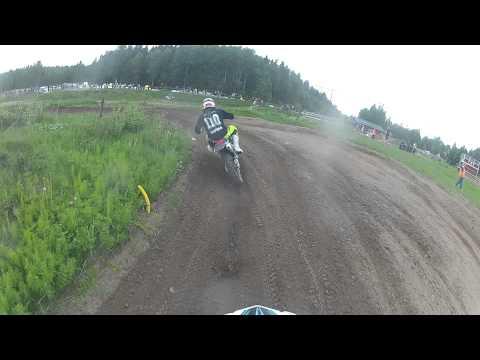Gopro Motocross Serien Div 2 kvalheat nr 1 Kristinehamn CMK 20130609