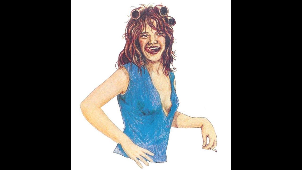 Elton John - Dirty Little Girl (1973) With Lyrics! - YouTube