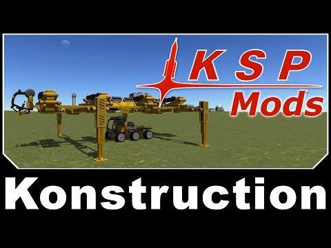 KSP Mods - Konstruction