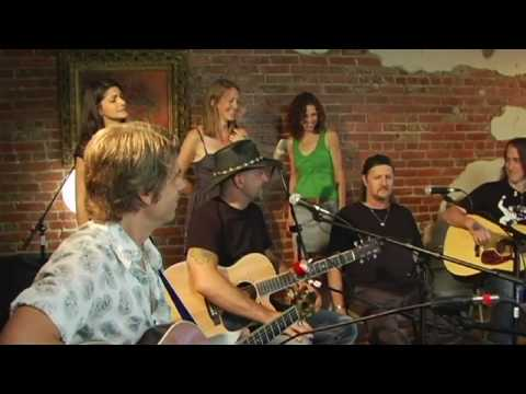 Stonehoney w/ Jimmy LaFave & Red Molly