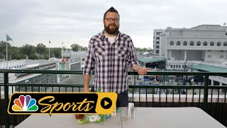 2018 Kentucky Derby: How to make mint juleps on a budget I NBC Sports