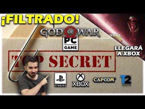 🎮 FILTRACIÓN: juegos de Xbox y PS5 para PC | KOTOR en Xbox | Game Pass - Sony - God of war - Semons thumbnail