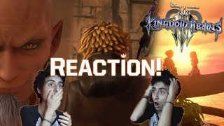 Kingdom Hearts 3 BH6 (•---•) Tokyo Game Show 2018 Trailer Reaction!
