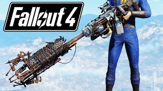 FALLOUT 4 - TOP 10 WEAPON MODS! (#3)