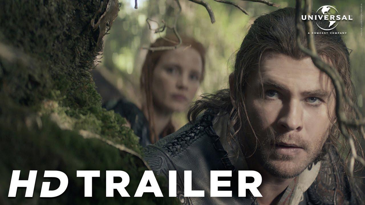 O Caçador e a Rainha do Gelo - Trailer Oficial 3