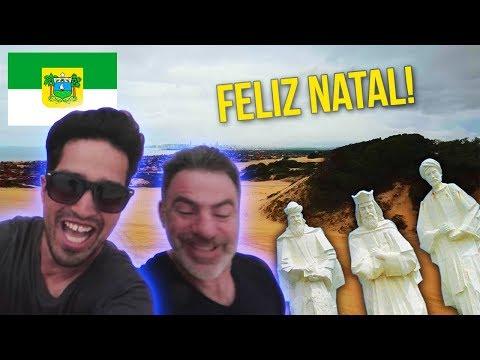 FELIZ NATAL! - COM AMIGO GRINGO