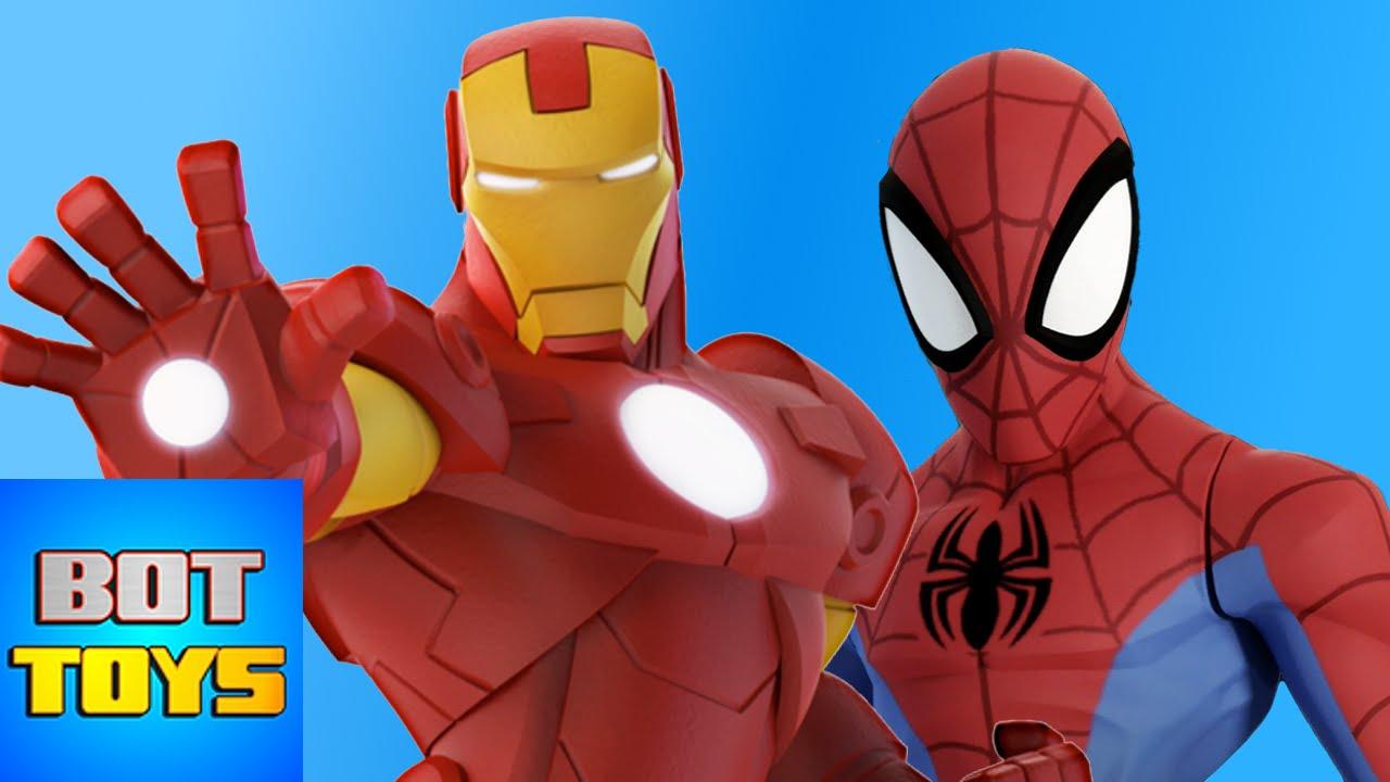 Los Vengadores Los Heroes De Los Dibujos Animados En Español In 30 Ep 1